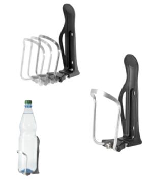 Supporto Universale per gabbietta Gazmo Zefal Portaborraccia Bicicletta Bici