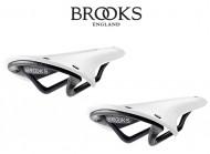 Sella Bici Brooks Modello CAMBIUM C13 Colore Bianco