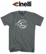 Maglietta T-Shirt Bici Ciclista Riders Cinelli REFLECTIVE