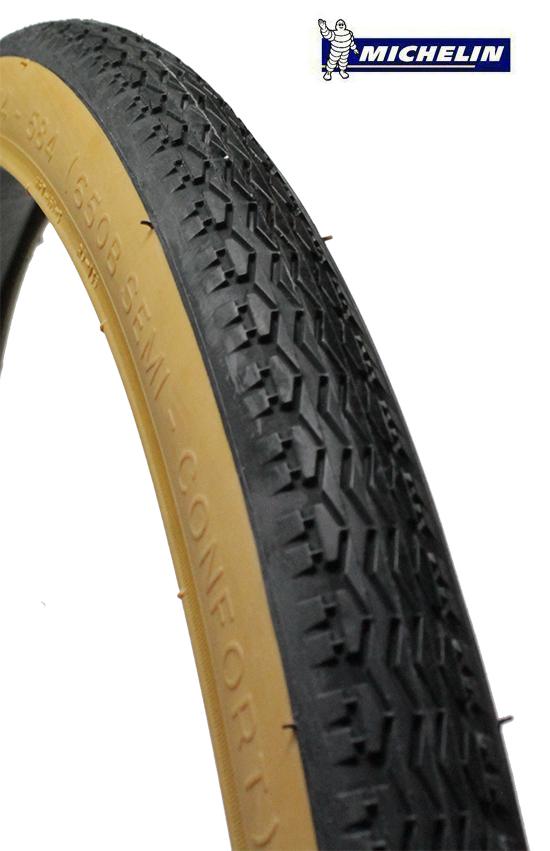 NERO // PARA 35-590 Copertone // Pneumatico Bici 26 x 1 3//8 MICHELIN
