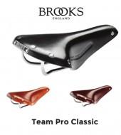 Sella Bici Brooks in Cuoio Modello TEAM PRO CLASSIC