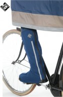 Copriscarpa Ciclista Bici Sottoginocchio Chiusura con Zip TUCANO UOSE