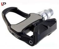 Pedali Bici Corsa VP in Alluminio Perno su Cuscinetto
