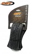 Copertone Gomma Bici 26 Pollici Misura 26x1.95 CST Mountain Bike Semi-Slick Morbido