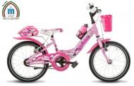 Bici 16 Pollici Bimba da 5 a 8 anni con Stabilizzatori Modello VENERE