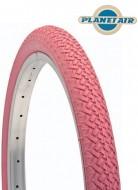 Copertone Gomma Bici 20 Pollici Misura 20x1.75 o 47-406 Colore Rosa