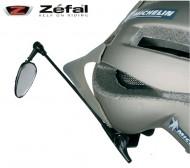 Specchietto Retrovisore Fissaggio al Casco Bici Zefal-EYE