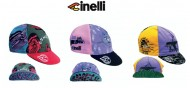 Cappellino Ciclista Bici Corsa Cinelli Melt Faces - Alley Cat - High Flyers