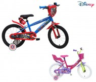 Copia di Bici 16 Pollici Bimbo/a Cartoons DISNEY