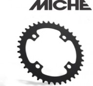 Ingranaggio e-Bike Miche 38 Denti Acciaio BCD 104 mm