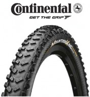 Copertone Gomma Bici 27 Pollici Misura 27.5x2.6 Continental Mountain KING 2 PLUS Protection Antiforatura