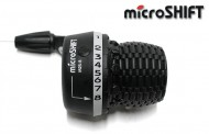 Comando Cambio Marce Bici Grip Microshift Posteriore 8 Velocità