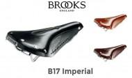 Sella Bici Brooks in Cuoio Modello B17 NARROW IMPERIAL con Foro Centrale