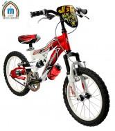 Bici 16 Pollici Bimbo da 5 a 8 anni Mtb Telaio Ammortizzato Modello BIMOLLA JUMP